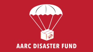 AARC disaster relief fund