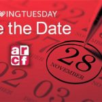 Save the Date: Support the ARCF on Giving Tuesday, November 28