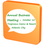 NJSRC Annual Business Meeting