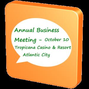 NJSRC Annual Business Meeting